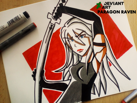 A2 -- Meaningless [C]ode by ParagonRaven