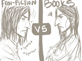 Fanfiction, look what youve done by Chancc