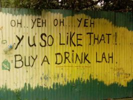 Singapore: lah by Djayness