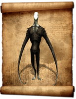 Slenderman by LadyDeuce