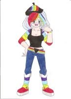 Contest: Gay Pride by animequeen20012003