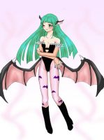 Morrigan A. by dunames-valkyrie