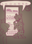 Ask Chibiusa - sharing a fridge by sammywhatammy