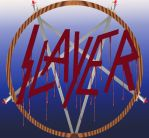 Slayer Logo Photoshop Render by LittleBigDave
