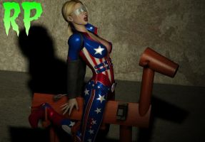Liberty in peril by MndlessEntertainment