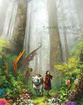 TAHRA ART BOOK by tahra