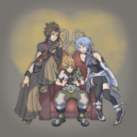 Ventus testing Birth by Sleep by vinhnyu