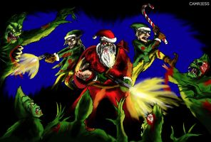 Night of the Living Grinches by camriess