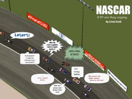 NASCAR- WTF are they saying? by ImfamousE