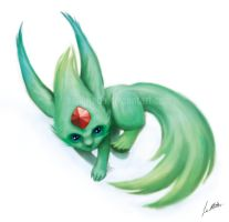 Carbuncle by leamatte