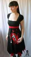 Sweeney Todd Dress 2 by smarmy-clothes
