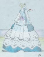 The Snow Queen by Christina-The-Weird
