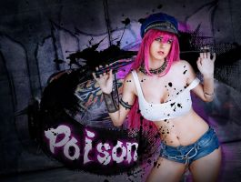 Posion is ready for the battle! by JubyHeadshot