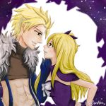 Sting x lucy by SunHee2244