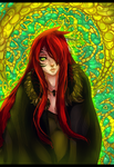 Yggdrasil Freyja_ i'm a Norse Witch by SoulOfPersephone