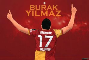 Burak Ylmaz Vector by bluezest1997