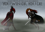 You Win or You Die  COLLAB WITH EVILSONIKKU by Cicide76536