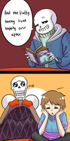 [ Undertale ] Pins and Needles by Soph-arts