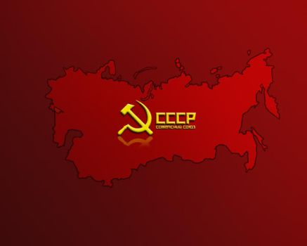 USSR wall by xeeqqw