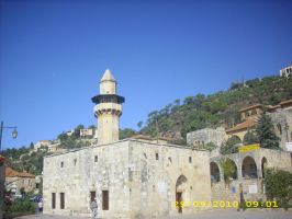 Lebanese Mosque by Magdyas