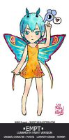 Empt - the moth fairy by magicfever49