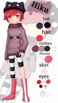 Hiku :ref: by penny-pokerface