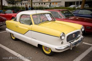 Nash I by AmericanMuscle