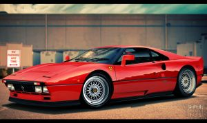 Ferrari 288 GTO by tuninger