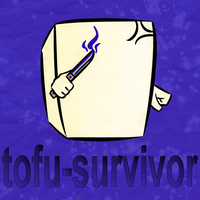 tofu-survivor's knife by tofu-survivor