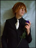 Edward - Prom by MayMercedes
