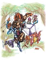 ThunderCats by force2reckon