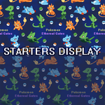 PKMN Ethereal Gates: Starters Tile by CloverCoin
