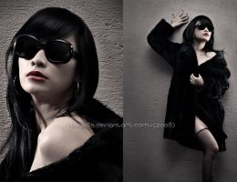 this is not glamour by bayu85