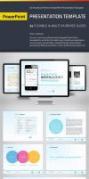 PowerPoint Agency / Personal Presentation Template by CheDaFontana