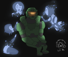 Halo 4 makes me cry by DabroodThompson