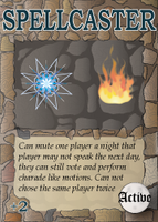Spell Caster 2.0 by ninja-steave