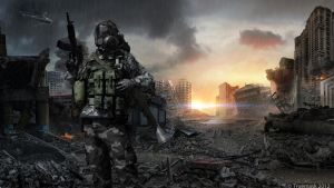 Warzone Wallpaper Battlefield 3 Engineer by thetruemask