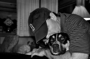 Father and Doghter by Sobotkafan