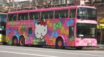 All Aboard the Hello Kitty Bus by JeanneABeck