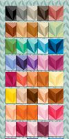 3D Cube Photoshop Patterns by sdwhaven