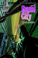 Rapid City 2 Cover Sequential art a kaviraj by kaviart