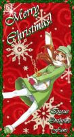 Orihime Christmas by rankin24