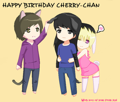 Happy birthday cherry-chan by kei-chan96