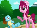 Request: Come on, Squirtle! by charbycharby