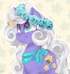 News Flash's Flower Crown ((CM)) by Drawing-Heart