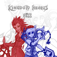 .:KH: AkuRoku Day 2012!:. by Goddess-of-BUTTSECKS