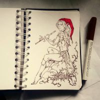 Instaart - Redcap by Candra