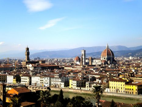 Florence View by StarSeed91