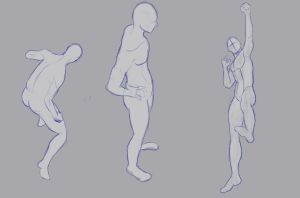 Body study 3 by Anevis