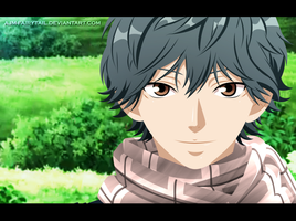 Ao Haru Ride - Mabuchi Kou by AJM-FairyTail